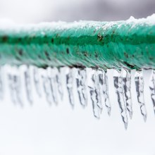 Cables can be used to protect pipes from freezing.