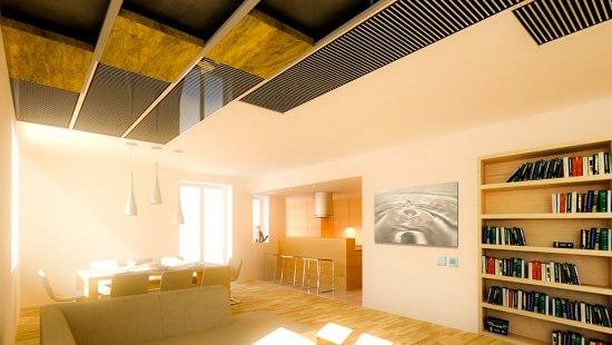 Ecofilm c feuilles pour le chauffage au plafond fenix - Chauffage au plafond ...