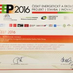 Czech Energy and Ecological Project - Building - Innovation
