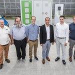 AERS a IBG Česko ve spolupráci se Škoda Auto vyvinuli kontejnerové bateriové úložiště za použití second-life baterií z elektromobilů.